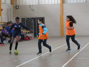 Un tournoi de football pour promouvoir la mixité