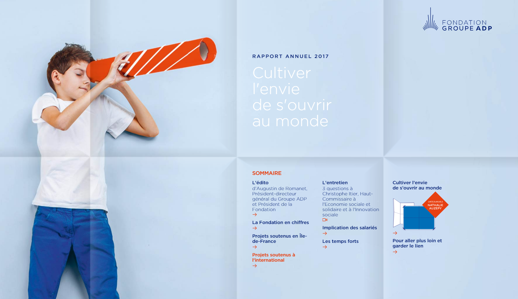 Version digitale du rapport annuel 2017