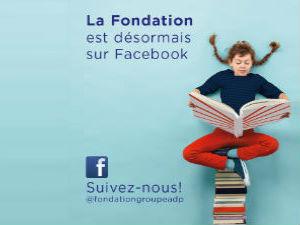 La Fondation Groupe ADP sur Facebook