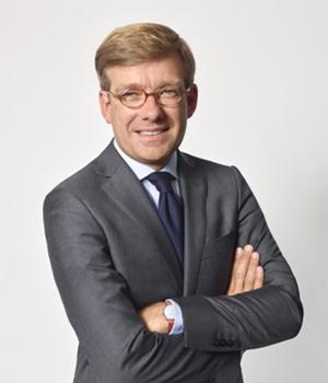 Edward Arkwright, Directeur Général exécutif, en charge du développement, de l'ingénierie, et de la transformation Groupe ADP