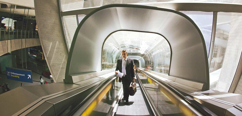 Diverse range of passenger services