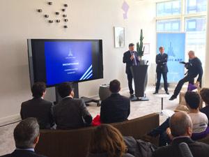 Groupe ADP dévoile Innovation Hub