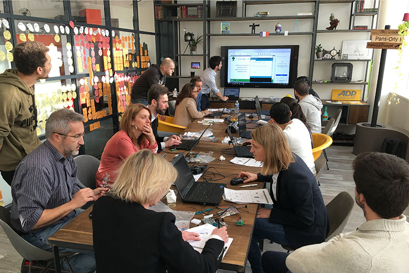 Workshop Robobox