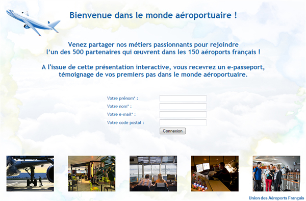 Human ressources e-passeport