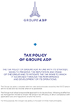 The Tax Policy of Groupe