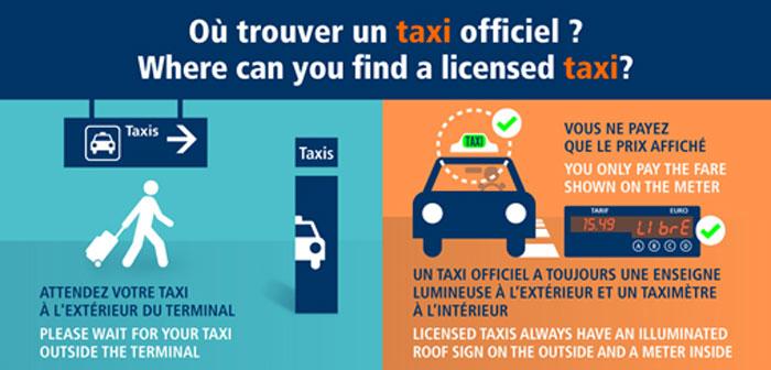 Services De Taxi A Paris Orly Paris Aeroport