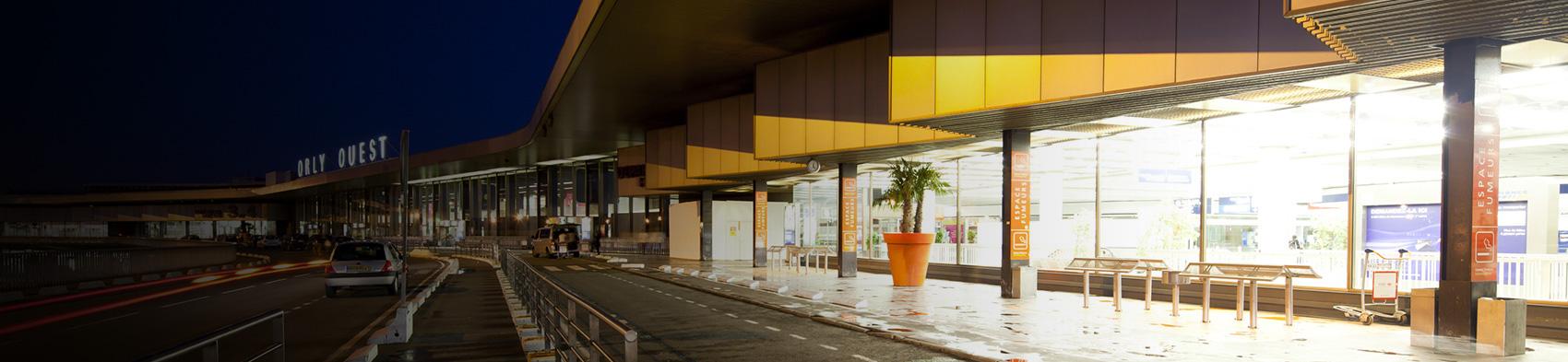 terminal ouest de paris orly paris a roport. Black Bedroom Furniture Sets. Home Design Ideas