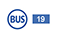Aéroports de Paris, Accès, Paris CDG, transports en commun, bus19