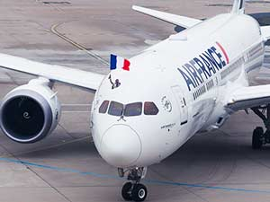 Air France accueille son premier B787
