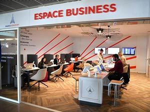 Espace Business à Paris-Orly terminal Sud