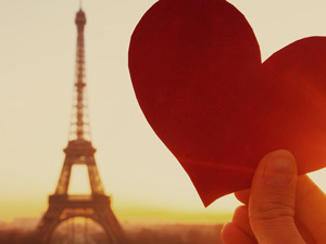 Paris Aéroport fête la Saint-Valentin
