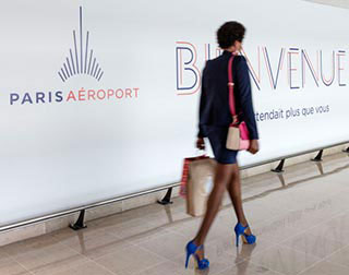Bienvenue à Paris Aéroport