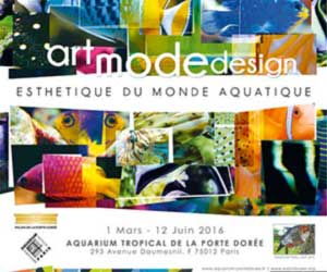 Exposition Art Mode Design - Monde aquatique