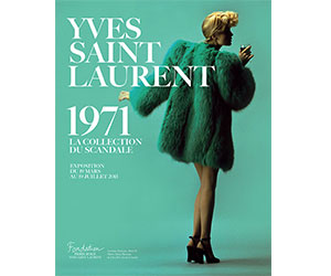 affiche-exposition-yves-saint-laurent-1971-fondation-pierre-berge-paris