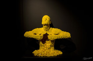 The art of brick - Paris