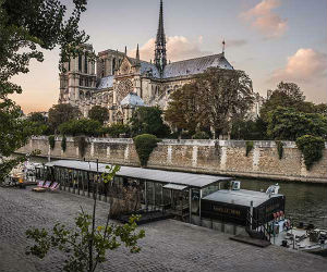 Going out in paris from 17 to 24 december - Restaurant seine port ...