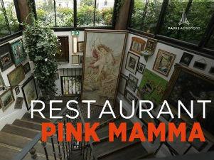 Restaurant Toscane Pink Mamma