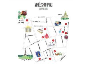 Virée shopping dans le 7e