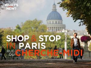Vos rendez-vous parisiens : virée shopping dans le 6è
