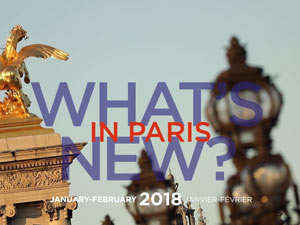 What's new in Paris?