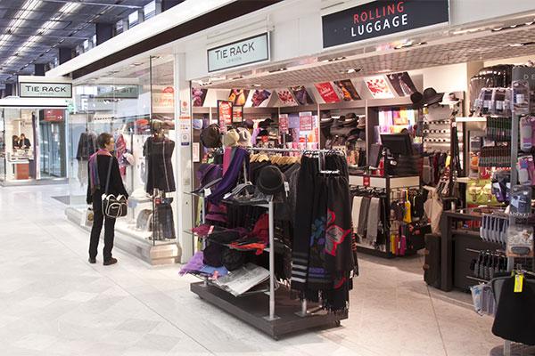 Stores in the airport - Paris-CDG (Roissy) & Paris-Orly - Paris Aéroport