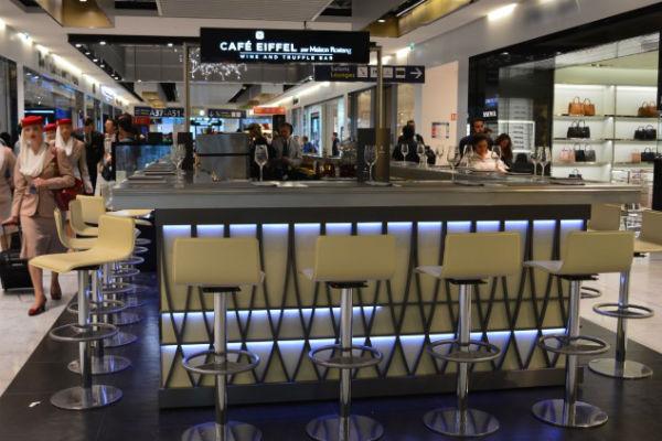 Bars Restaurant Orly Aeroport