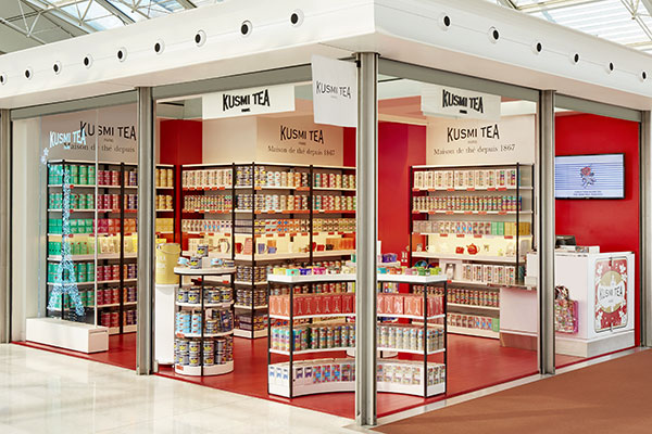 Famous cosmetics brands in london