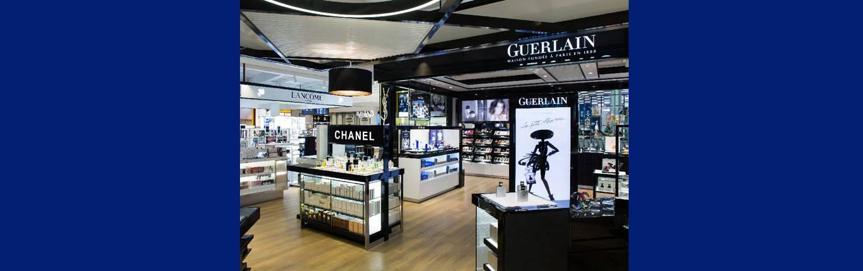 Shops & Restaurants - Paris-CDG (Roissy) and Paris-Orly