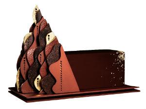 Bûche Volupté La Maison du Chocolat vignette