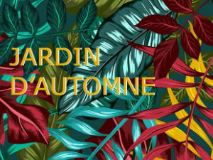 jardin dautomne chez BuY PARIS COLLECTION