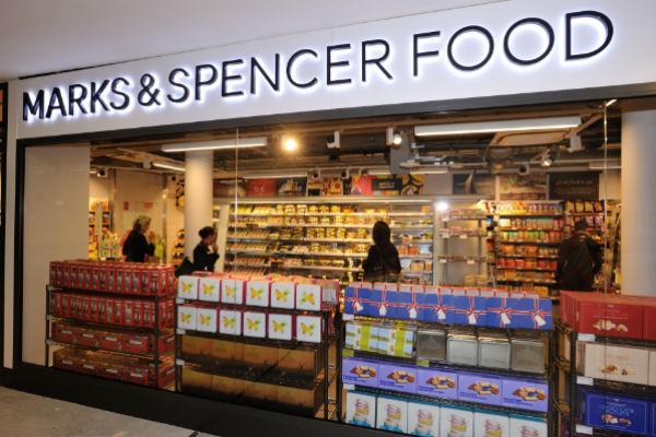 Marks spencer for Adresse mark and spencer paris