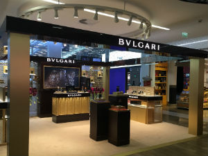 Pop-up Bvlgari