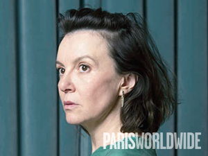 Delphine Plisson, au micro de Paris Worldwide