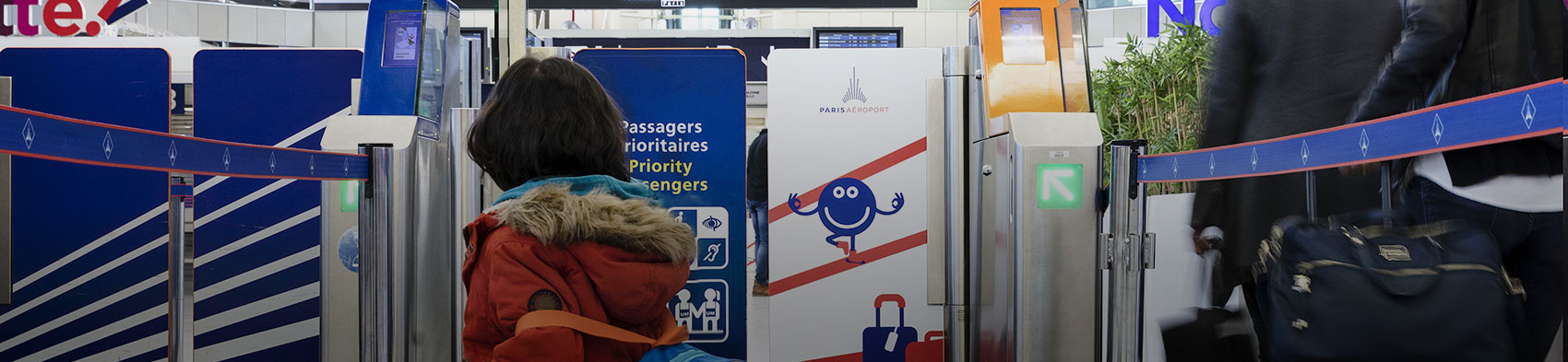Travel With A Child At Paris Cdg And Paris Orly Paris