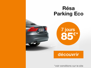 Résa parking Eco