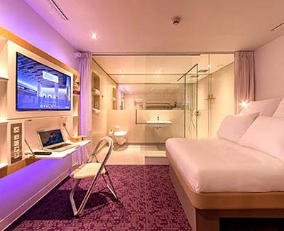 Instant paris for Chaine hotel