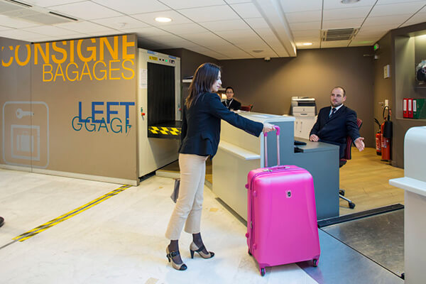 Consigne Bagages