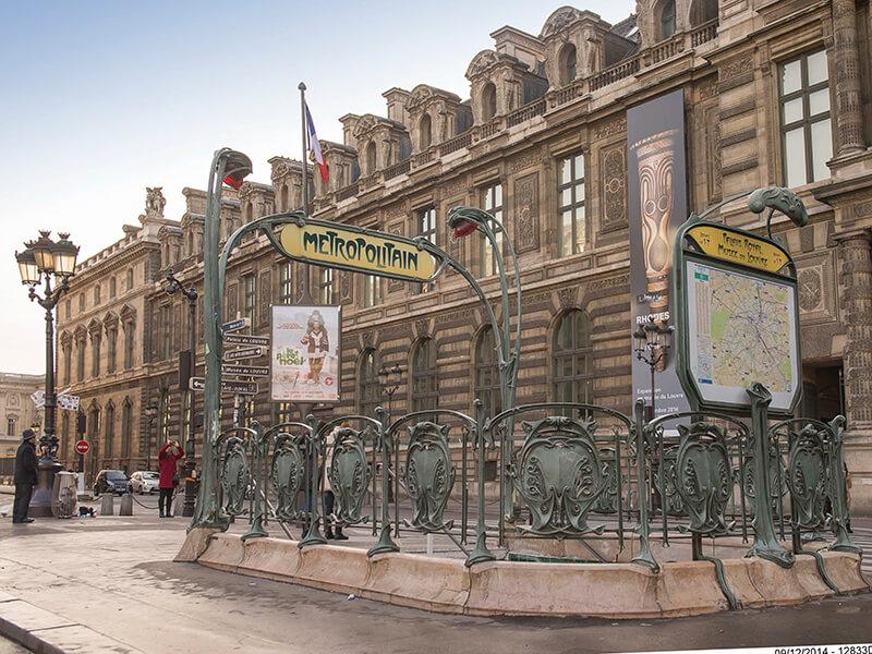 Metro Parisiens