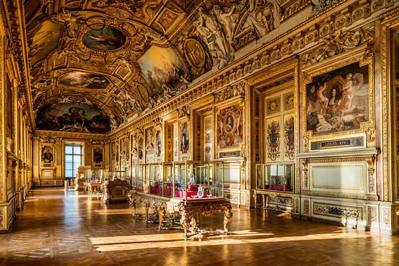 Musée du Louvre et Musée d'Orsay