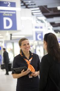 Comptoirs information l 39 accueil paris cdg et orly - Agent de comptoir aeroport ...