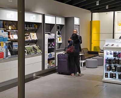 Bureaux de poste paris aéroport