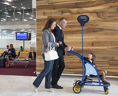 Espaces enfants au départ de Paris-CDG et Paris-Orly |Paris Aéroport