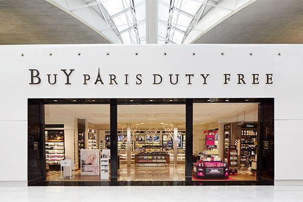 air france duty free pandora