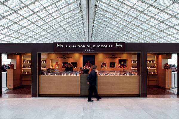 La maison du chocolat - La maison du canape paris ...