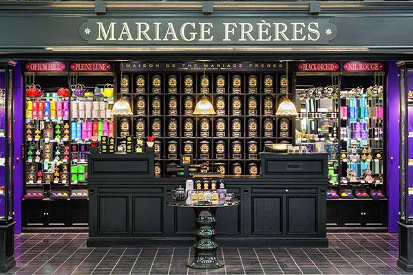 mariages frères boutique