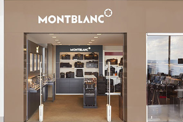 boutique mont blanc a paris