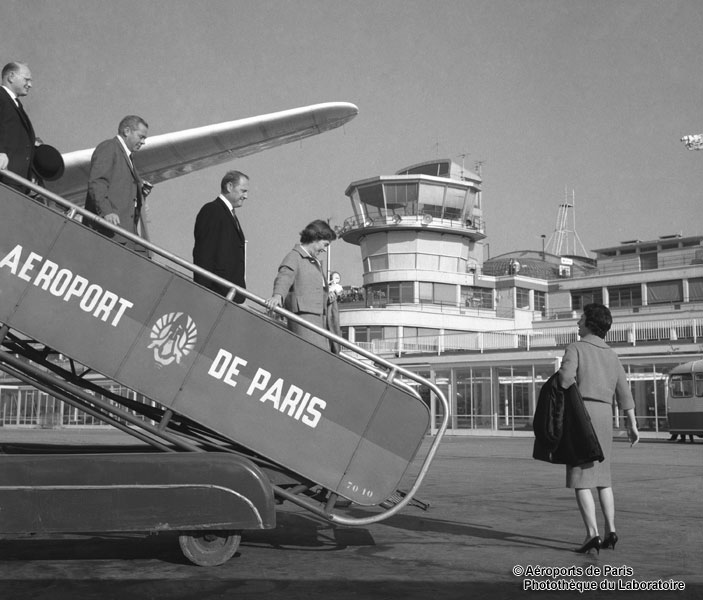 1927 aéroport du Bourget