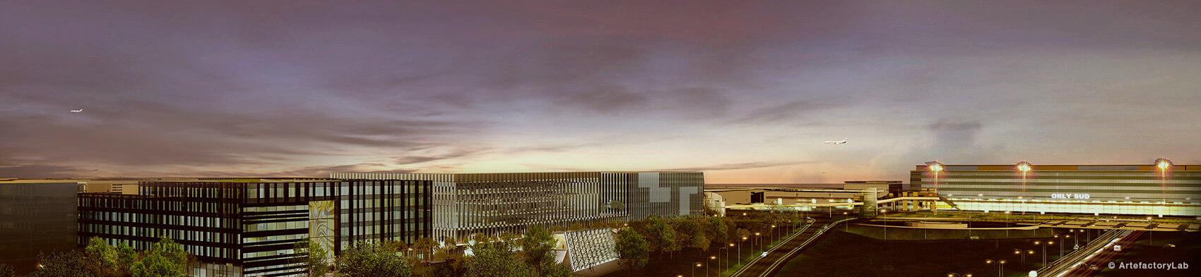 Header, Immobilier, Professionnels, Aéroports de Paris