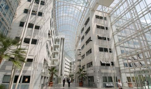 Slideshow, heritage, CDG, Le Dome, Real estate, professional, Aéroports de Paris